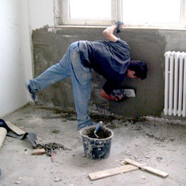 Ремонт новой квартиры своими руками с чего