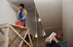 Косметический ремонт подъездов в многоквартирном доме: кто должен делать
