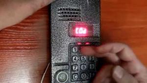 как отключить домофон в подъезде