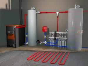 подключение радиаторов отопления в многоквартирном доме