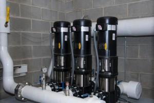 Рабочее давление в системе водоснабжения