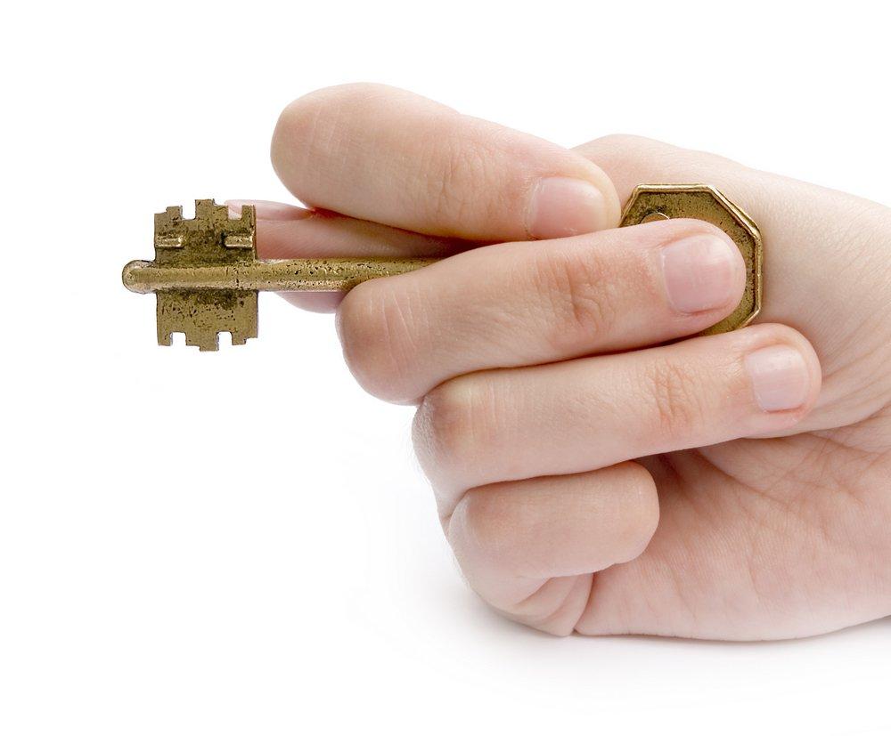 видели, Получение ключей в новостройке порядок действий пожал плечами