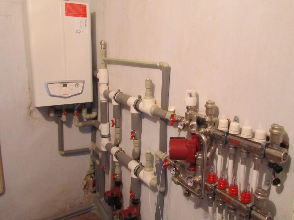 Индивидуальное отопление квартиры